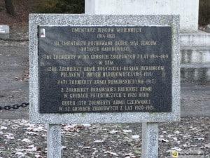Cmentarz jeńców wojennych - Rudzki Most, Tuchola