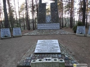 Miejsce pamięci - Rudzki Most, Tuchola