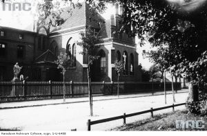 Kapliczka szpitalna w Tucholi