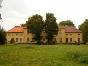 Pałac w Kamienicy gm. Gostycyn, powiat tucholski