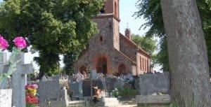 Lubiewo - kościół pw. św. Mikołaja, źródło: portal.tucholski.pl