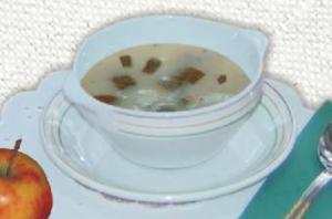 Zupa zaklepunka